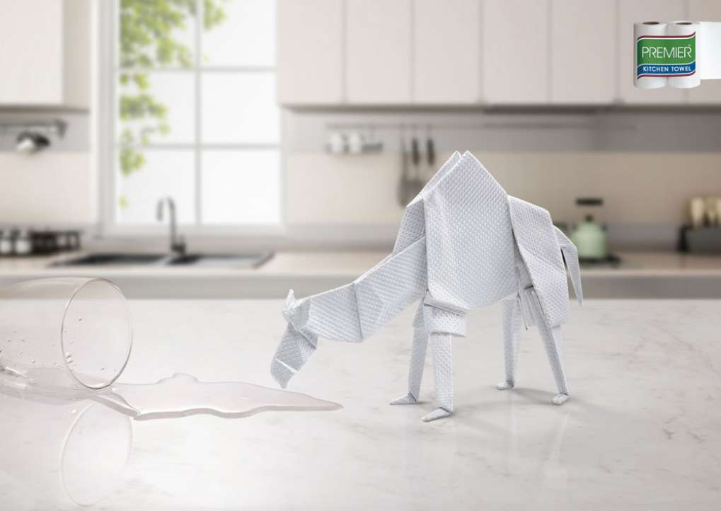 Campaña de Premier Kitchen Towel (Servilletas)