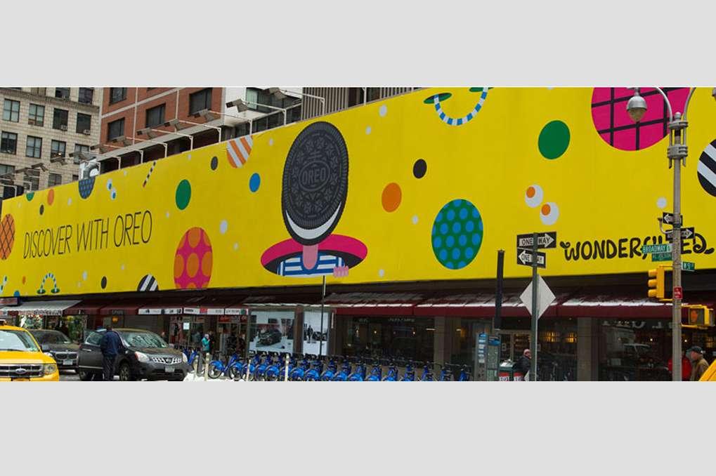 Play With Oreo - La nueva Campaña ilustrativa de las famosas galletitas